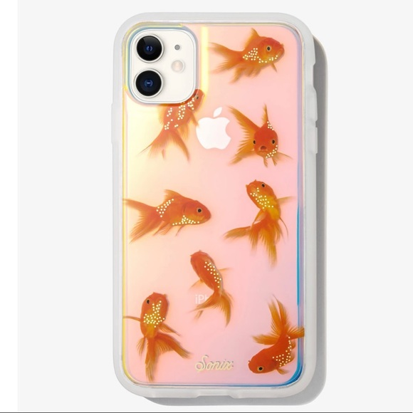 Sonix Accessories - Sonix Goldfish iPhone Case for X, XS, and 11 Pro